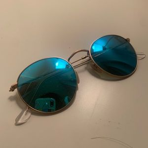 Ray Ban Round Sunglasses polarized